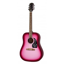 epiphone-starling-hot-pink-pearl-acustica